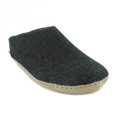 Slip On Leather